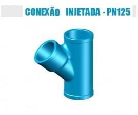 Junção em Y soldável 50 mm PN 125