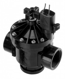Válvula elétrica Krain Pro 150 de 2 polegadas com solenoide modelo 7102-bsp normal fechada