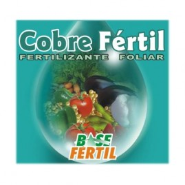 Cobre Fértil Fungicida e Acaricida Orgânico 1L