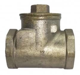 Válvula de Retenção Tipo Portinhola Roscável Bonze 4