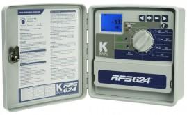 Controlador de irrigação RPS 624 220V Krain 24 estações e até 2 bombas