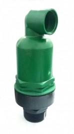 Válvula de ar ventosa duplo efeito com rosca de 2 pol