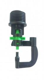 Nebulizador bocal verde 162 L/h com rosca 1/2 polegada