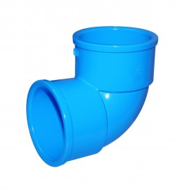 Joelho 90° soldável irrigação pvc 75 mm