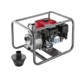 Motobomba Branco Gasolina B4T710 - 5,5 CV 36.000L/h Autoescovante Rotor Semiaberto