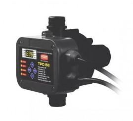 Controlador eletrônico automático liga e desliga bombas de água 220 V até 1,5 CV