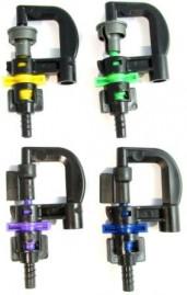Micro aspersor rotativos bailarina para irrigação - Kit com 10 und