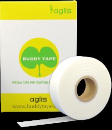 Buddy Tape fita de enxertia biodegradável 60 m rende aprox 1200 enxertos