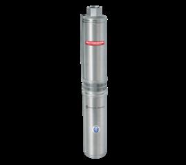 Bomba De Água Submersa para Poço 1cv 4