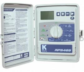 Controlador de Irrigação Krain RPS 469 127 V ou 220 V 9 estações