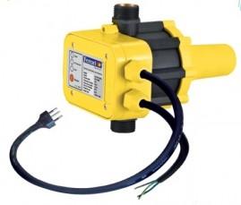 Controle automático liga e desliga de bombas d' água