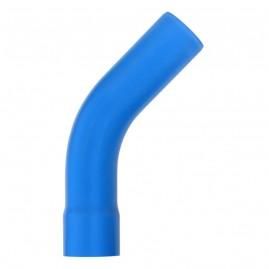Curva 45° soldável para irrigação pvc 50 mm