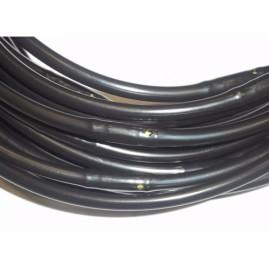 Microtubo Gotejador para irrigação 6mm 15x15cm - 1,5L/h com 15mts