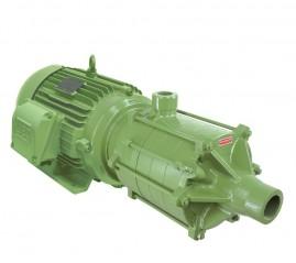 Motobomba Centrífuga Multiestágio ME-AL 2250V 5 CV Monofásica 220/440V 2 Estágios Schneider