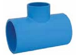 Tê soldável para irrigação 32 mm redução 25 mm