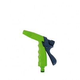 Pistola esguicho de rega em plastico fluxo ajustável