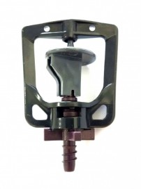 Microaspersor rotativo bocal roxo 160 L/h