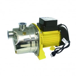 Bomba De Água Autoaspirante em Aço Inox JETI-100 1 CV 40 mca 3.800 L/h 220V Ferrari