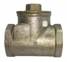 Válvula de Retenção Tipo Portinhola Roscável Bonze 3