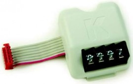 Módulo de expansão com 4 estações para Controlador Modular Pro EX
