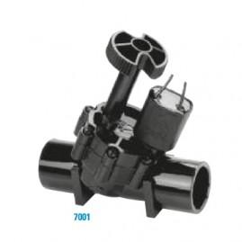 Pro 100 Válvula Solenoide 3/4 pol BSP elétrica com controle de fluxo