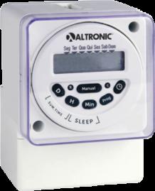Timer Digital até 32 Programações PDST - Altronic