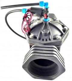 Válvula solenoide Elétrica Baccara 3
