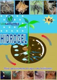 Biogel Aqua Plus para plantio Biosementes 1kg