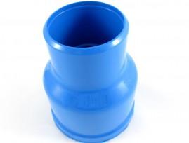 Redução soldável para irrigação pvc 100 x 50 mm