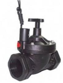 Válvula Elétrica Baccara 2 polegadas normal fechada com solenóide