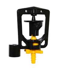 Microaspersor rotativo bocal amarelo 129 L/h
