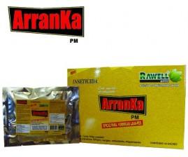 ARRANKA PM - 30 GR combate baratas, escorpiões, aranha, cochonilhas e pulgões
