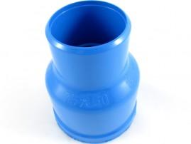 Redução soldável para irrigação pvc 75 x 50 mm