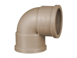 Joelho 90° soldável pvc 32 mm