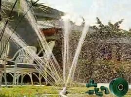 Kit de Irrigação Jardim e Pomar Magic Rain - Mangueira Microperfurada 30m