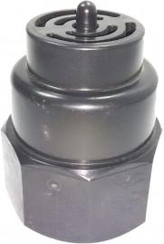 Válvula de ar auto-limpante para fim de rede com rosca 1.1/2