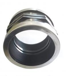 Luva 3 polegada reforçada polipropileno de alta resistência